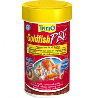 TetraGoldfish Pro корм для золотых рыбок в чипсах 100 мл