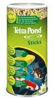 Tetra Pond Sticks 1л - основной корм для прудовых рыб, палочки