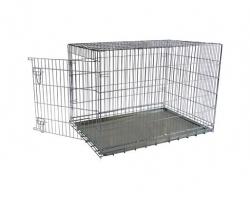 Papillon Wire cage 1 door 150187  Клетка металлическая с 1 дверкой, 87*58*67см