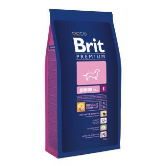 Brit 8кг Premium для щенков малых пород