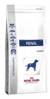 Royal Canin 14кг Renal RF14 Диета для собак при хронической почечной недостаточности