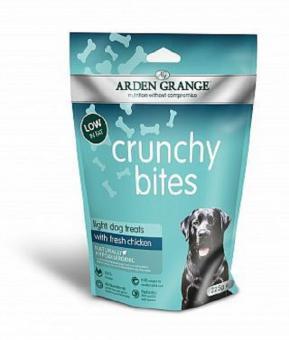 Arden Grange 225гр Лакомство для собак, диетическое, низкокалорийное, с курицей