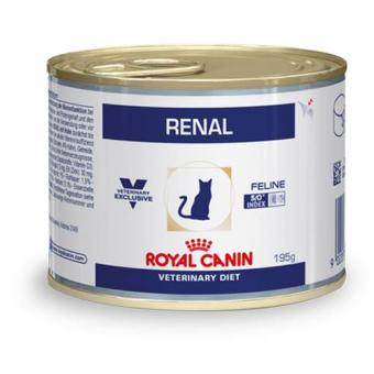 Royal Canin 195г Renal с цыпленком