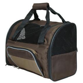 TRIXIE Shiva 41х30х21см Рюкзак нейлон, коричневый/бежевый