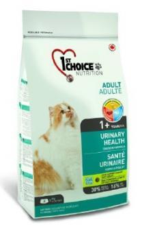 1st CHOICE 1,8 кг Urinary корм для кошек, курица