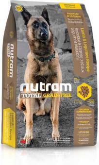 Nutram 11,34кг  T26 Nutram GF Lamb & Legumes Dog Food  - Б\З питание  из мяса ягненка с бобовыми