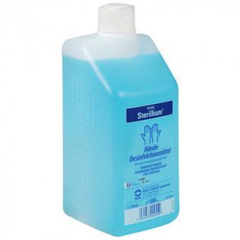 Стериллиум средство для дезинфекции кожи рук 1л.