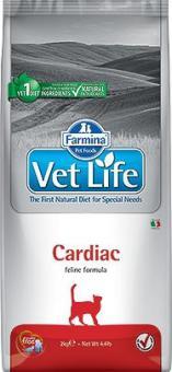 Farmina 0.4кг Vet Life cardiac Диета при сердечно-сосудистых заболеваниях