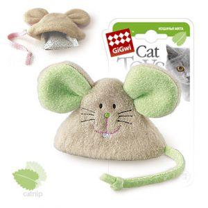 GiGwi (75041) 50116 Мышка с кошачьей мятой