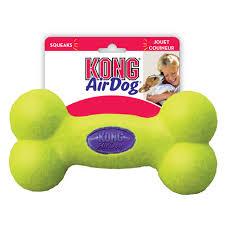 KONG игрушка для собак Air Косточка средняя 15 см