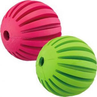 JW Танзанийский мяч, каучук, маленькая Tanzanian Mountain Ball for Small Dogs игрушка для собак