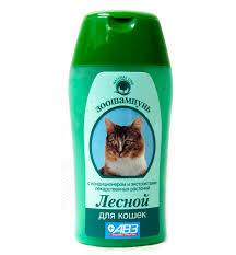Шампунь ЛЕСНОЙ 160мл д/кошек