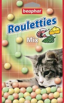Beaphar MIX Rouletties 80шт Лакомство для кошек
