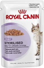 12 шт. Royal canin 85 г.Sterilised Влажный корм для стерилизованных кошек