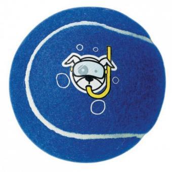Rogz Игрушка теннисный мяч средний, синий