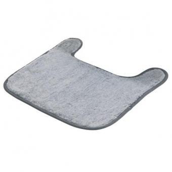 TRIXIE Коврик для кошачьего туалета 50 х 50,5см, полиэстер, серый
