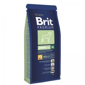 Brit 15кг Premium Корм для щенков и молодых собак гигантских пород