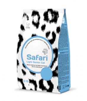 Safari 0,400гр для контроля веса и стареющих кошек