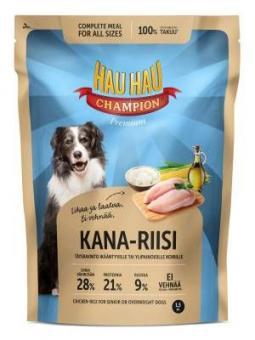 Hau-Hau 1,5 кг Champion Senior Light полнорационный корм для пожилых собак облегченны