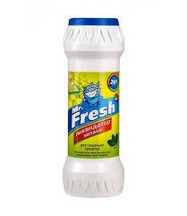 Mr.Fresh Ликвидатор пятен и запаха для кошачьих туалетов (порошок) 500г