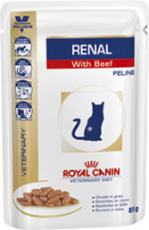 12 шт. Royal canin 0,85г. Контроль веса (Satiety management 30)