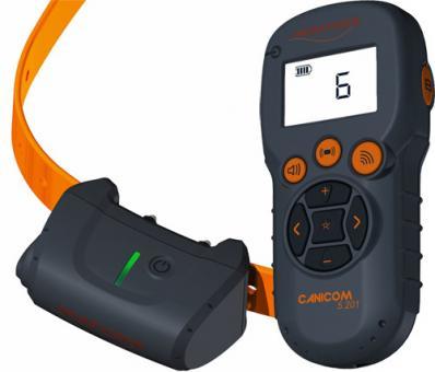 Canicom 5.800 комплект электронный дрессировочный ошейник с пультом