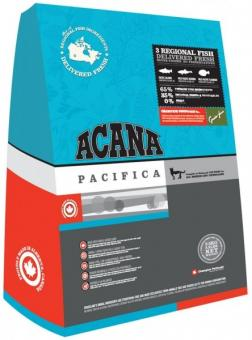 Acana 5,4кг Pacifica Cat  & Kitten сухой корм для котят и кошек сельдь,сардина, камбала,треска, хек