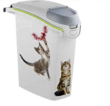 Curver pet life контейнер 10кг/23л для кошек