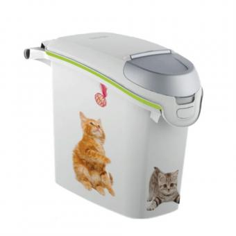 Curver pet life контейнер 6 кг/15л для кошек