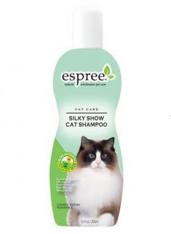 Espree 30мл Шампунь «Сияние шелка», для кошек CC Silky Show Cat Shampoo