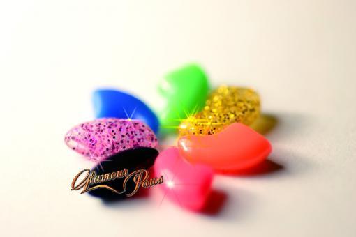 Glamour Paws Гламурные лапки для кошек фиолетовые