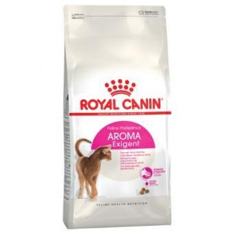 Royal Canin 4кг Exigent aromatic attraction Сухой корм для привередливых кошек