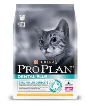 Pro Plan 10кг Dental Plus For CatsОт Для ухода за полостью рта зубного налета кошки, Профилактика болезней