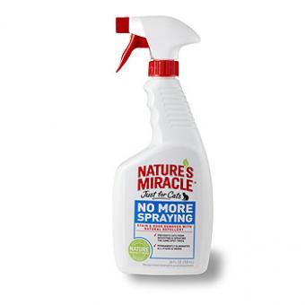 Nature's Miracle 710 мл 8IN1 NM JFC No More Spraying Средство-антигадин для кошек