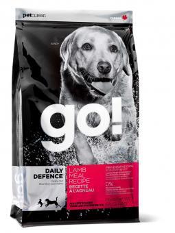 Go Natural 5,45кг Lamb Dog сухой корм для щенков и собак с ягненком