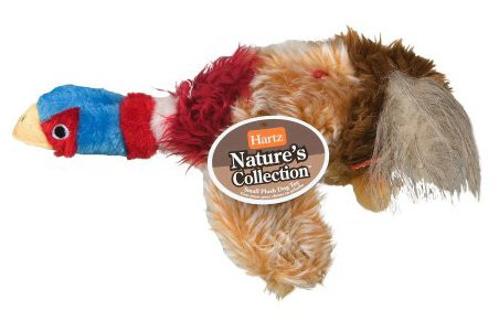 Hartz Птица, мягкая, маленькая, Nature's Collections Birds Dog Toy (small)