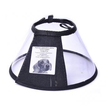 АВИТА-ГРУПП Воротник защитный пластиковый 15 см