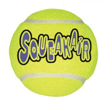 KONG Air игрушка для собак Air Теннисный мяч очень большой 10см
