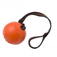 Doglike Мяч с лентой большой (оранжевый)