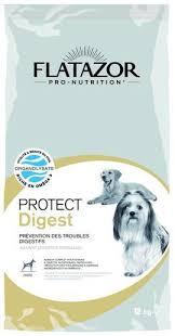 Flatazor 12 кг Protect digest Сухой корм для чувствительных собак