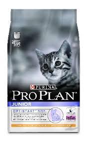 Pro Plan 3 кг Kitten chicken Сухой корм для котят курица рис