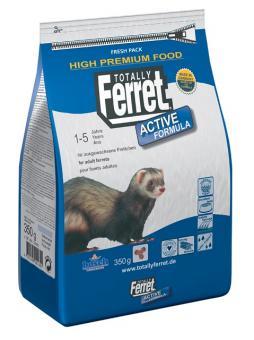 Bosch 7,5кг Totally Ferret Active Основной сухой корм для молодых хорьков старше 1 года