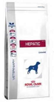 Royal Canin 1,5кг Hepatic HF16 Диета для собак при заболеваниях печени, пироплазмозе
