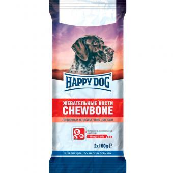 Happy dog 200 гр Жевательные кости