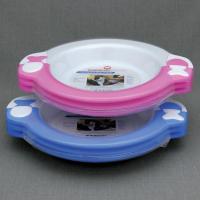 Скидка FatCat  Набор тарелочек 3шт.  пластиковые
