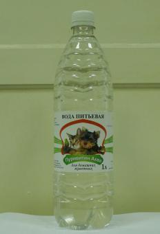 Пуриветин-Аква 1л Питьевая вода для животных