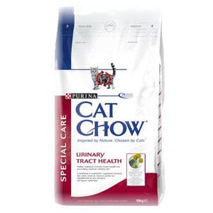 Purina Cat Chow 1,5кг Special Care для кошек, профилактика мочекаменной болезни