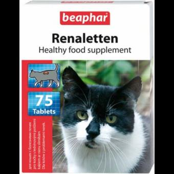 Beaphar Renaletten 75таб для кошек с проблемами почек