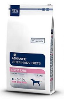 vet advance 3 кг.Atopic Для собак при дерматозах и аллергии