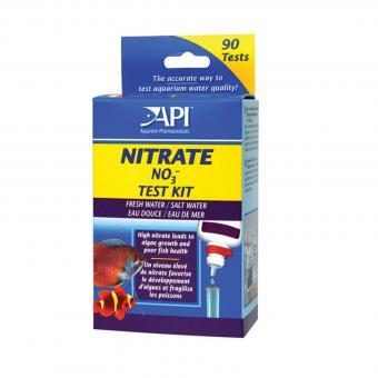 Набор для измерения уровня нитратов в пресной и морской воде 60г Freshwater/ Saltwater Nitrate Test Kit